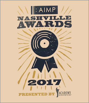 Blue Ain't Your Color wins Song of the Year at 2017 AIMP Nashville Awards