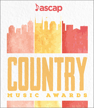 Spirit Songs Honored at 2017 ASCAP Country Music Awards