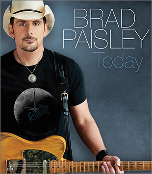 Brad Paisley gets sentimental with