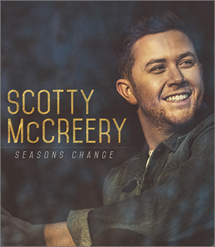 Frank Rogers-produced 'Seasons Change' released by Scotty McCreery